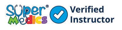 Super Medics Verified Instructor Logo -