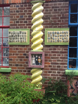 Outside Pottery