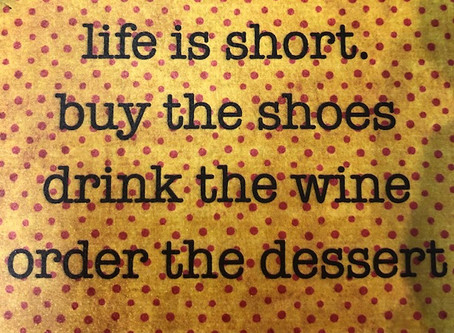 Life is Short: Enjoy Every Moment!
