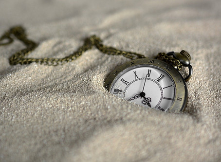 When Time Stops, How Do We Still Find Peace and Hope?