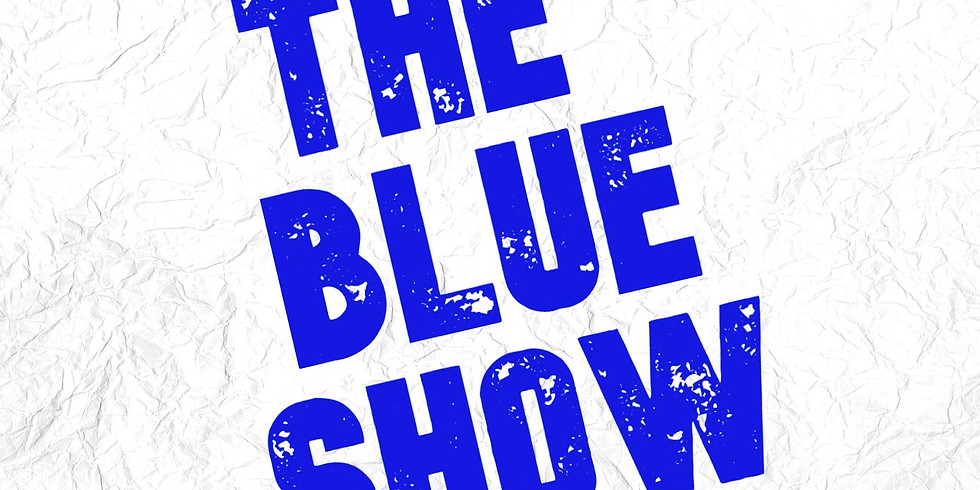 Open Call to Artists:  The Blue Show (1)