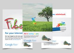 Google Fiber Ad Campaign
