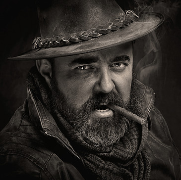 'The Gun Slinger' by Roger Eager - Accepted