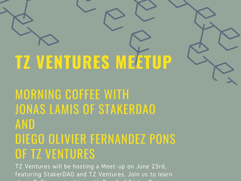 TZ Ventures Seoul Meetup