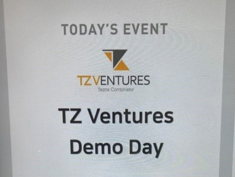 [Press Release] A Brief Summary of TZ Ventures' First Hybrid Demo Day