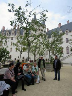 Seattleites in Nantes