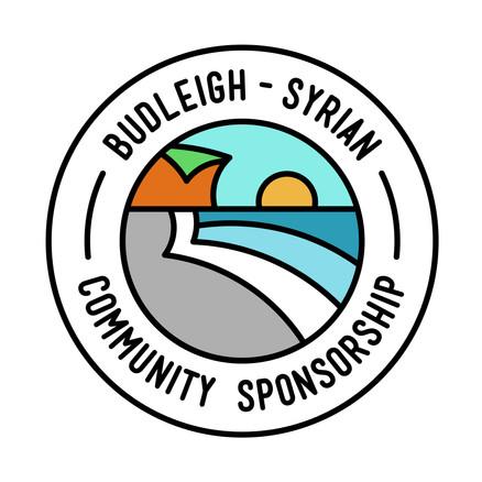 Budleigh-Syria Community Sponsorship Logo
