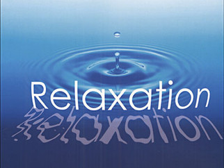 What is relaxation?