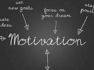 Finding motivation