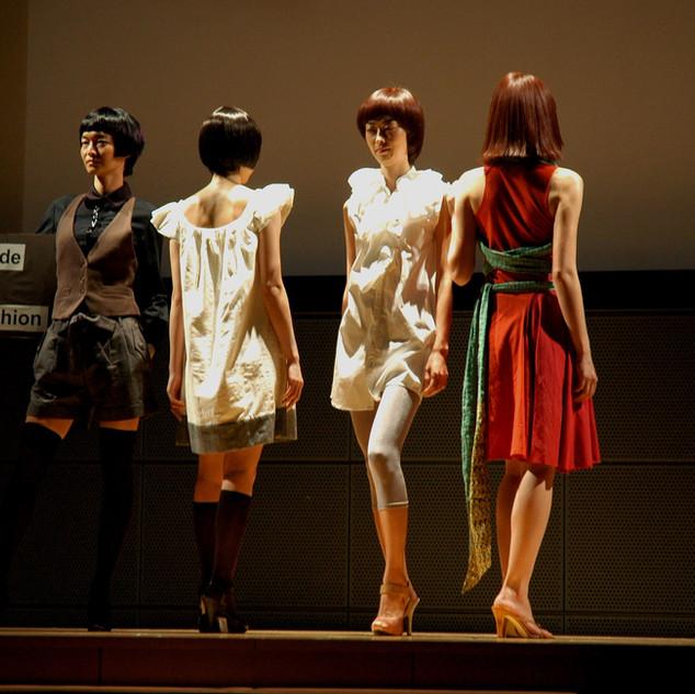 フェアトレード・ファッションショー