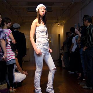 リメイク ファッションショー