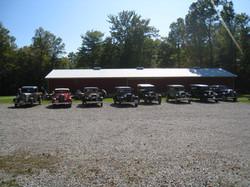 Antique Car Group Visiting Museum Sept.24.11 001