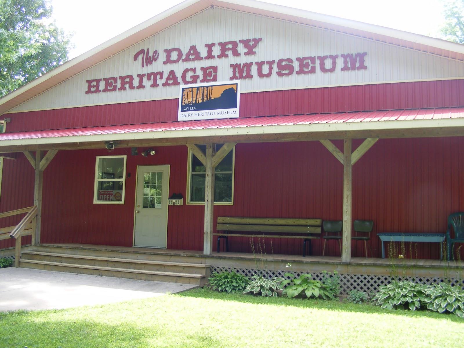 Dairy heritage 3-4 angle