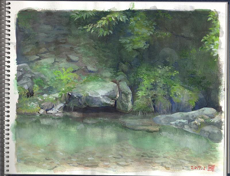 Sandankyo 三段峡