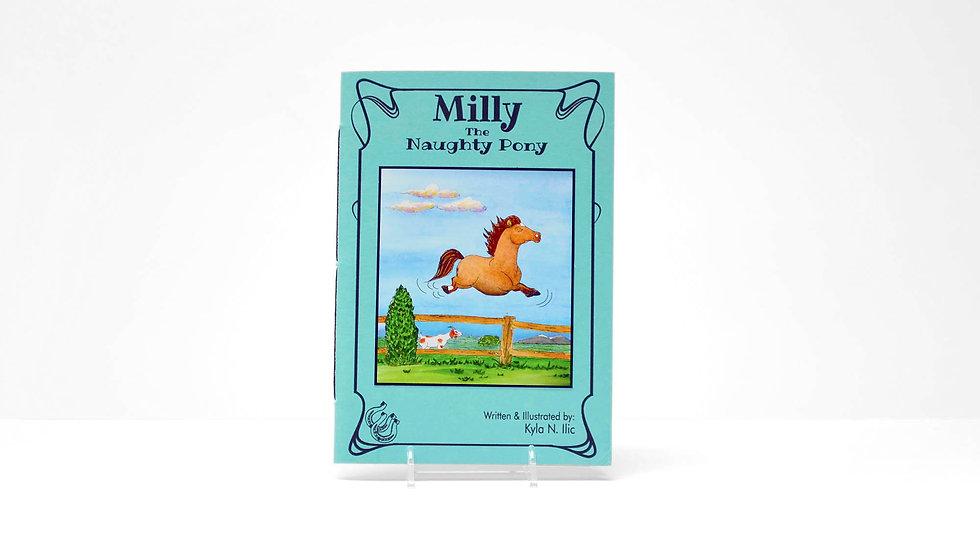 Milly The Naughty Pony