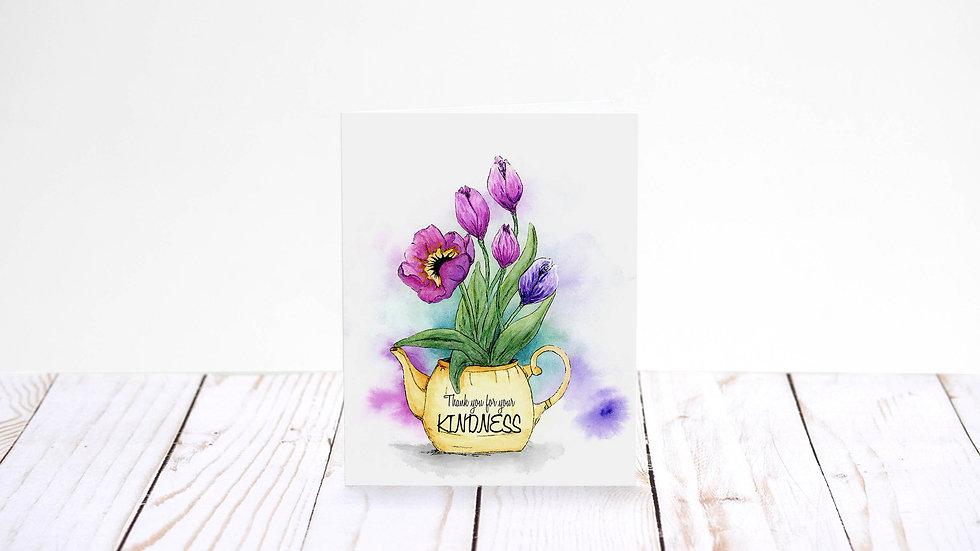Kindness - 5x7 Card