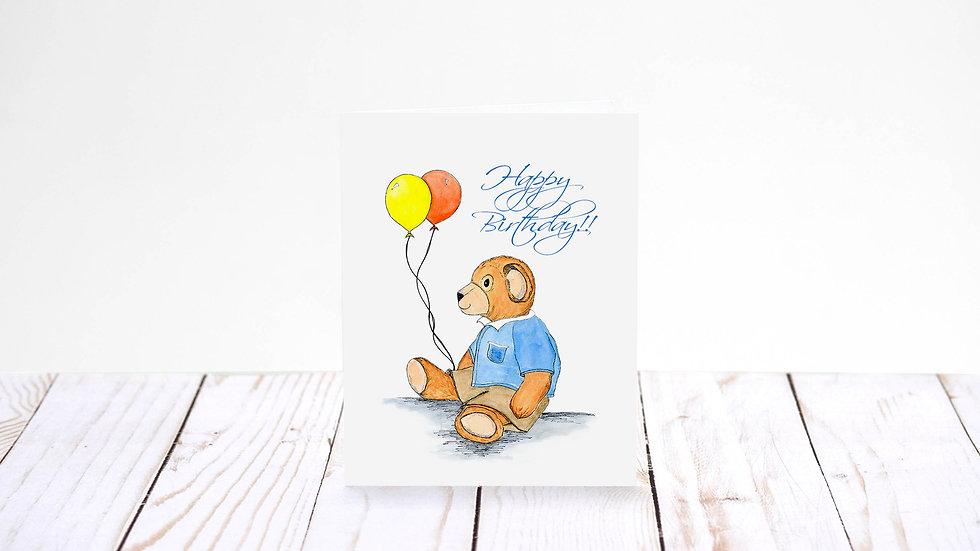 Balloon Bear A7