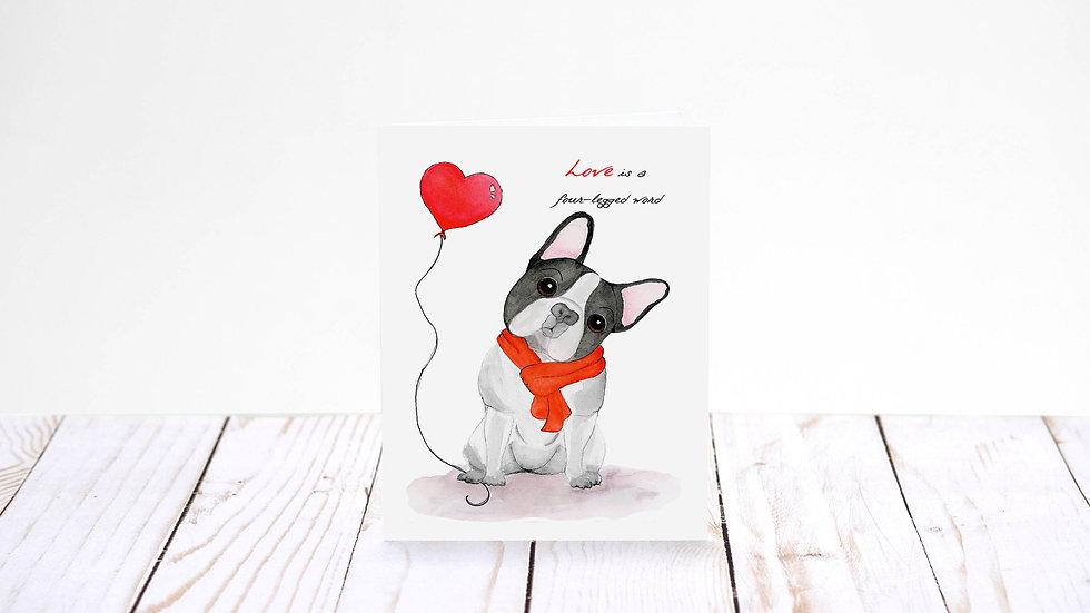 Bulldog Love A7