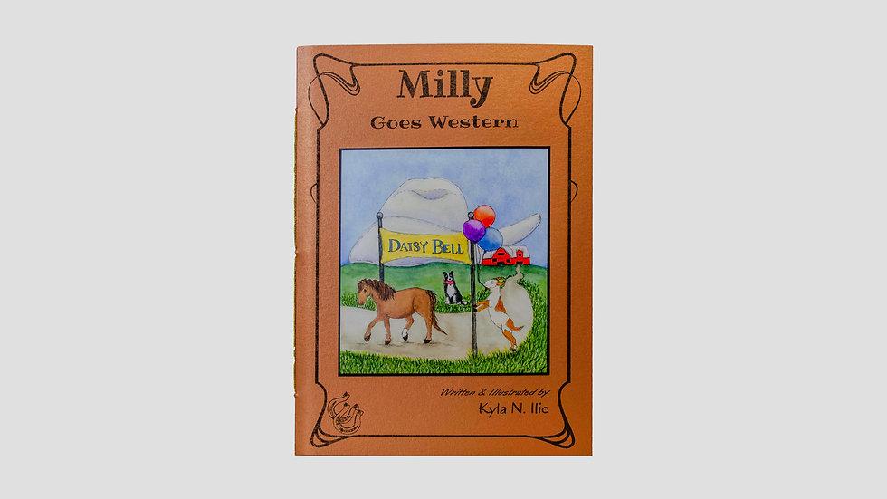 Milly Goes Western - Storybook