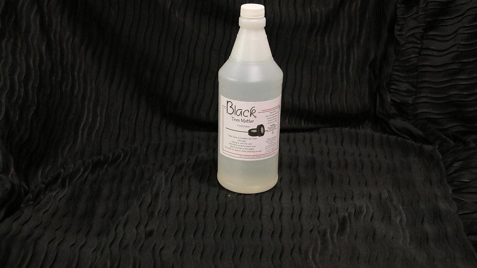 Black Tires Matter  Qt/Sprayer