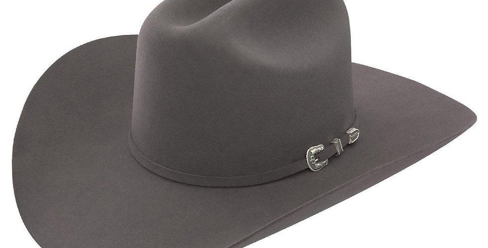 Stetson 6X Skyline Cowboy Felt Hat - Granite