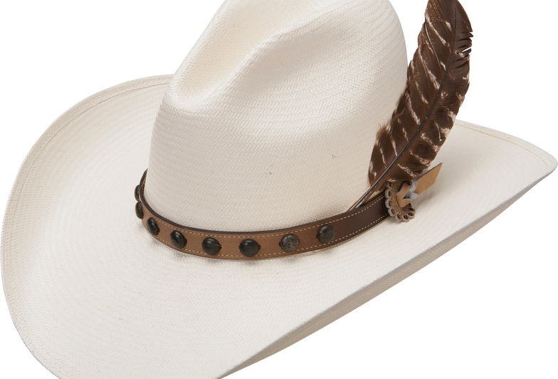 Stetson Men's Natural Broken Bow 10X Straw Hat