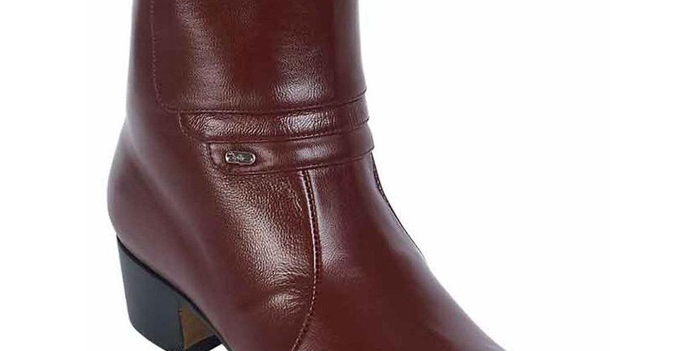 El Besserro Men's Western Ankle Dress Boot
