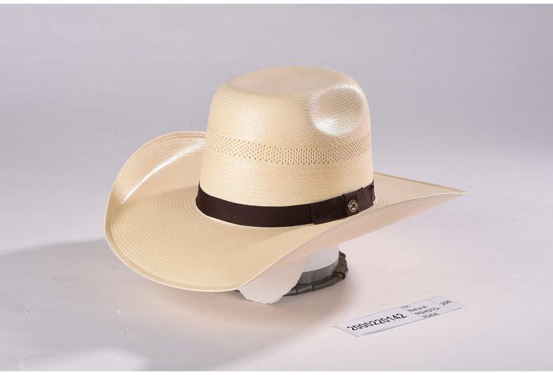 Hooey by Resistol Men's Natural Taos Straw Cowboy Hat