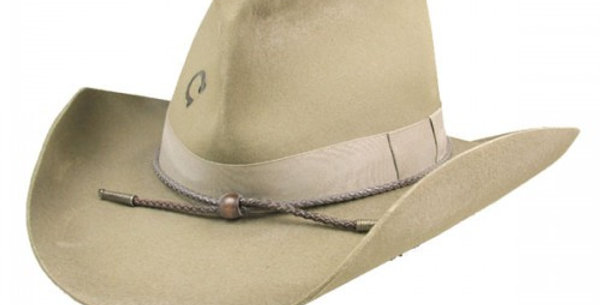 Charlie 1 Horse Desperado - (3X) Wool Cowboy Hat
