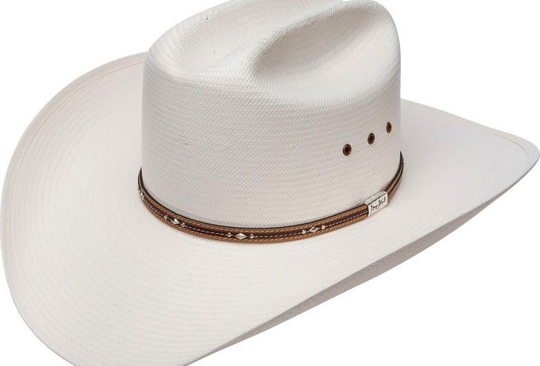 Resistol 10X George Strait Kingman Straw Hat