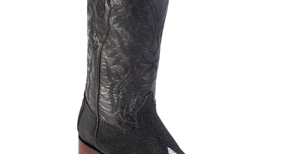 Men's Square Toe Stingray Boots