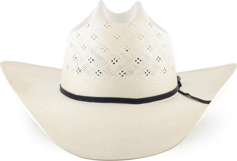 Resistol Conoly 10X Straw Hat