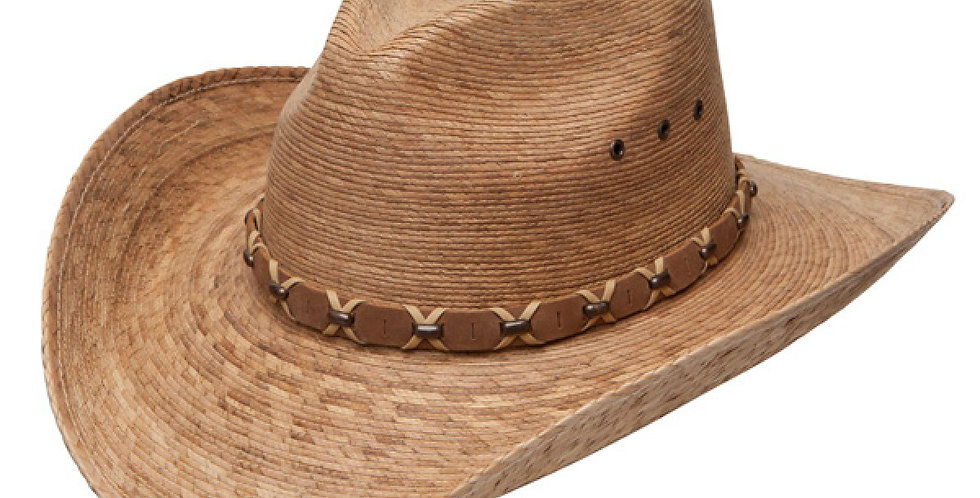 Charlie 1 Horse Toasted - Mexican Palm Cowboy Hat