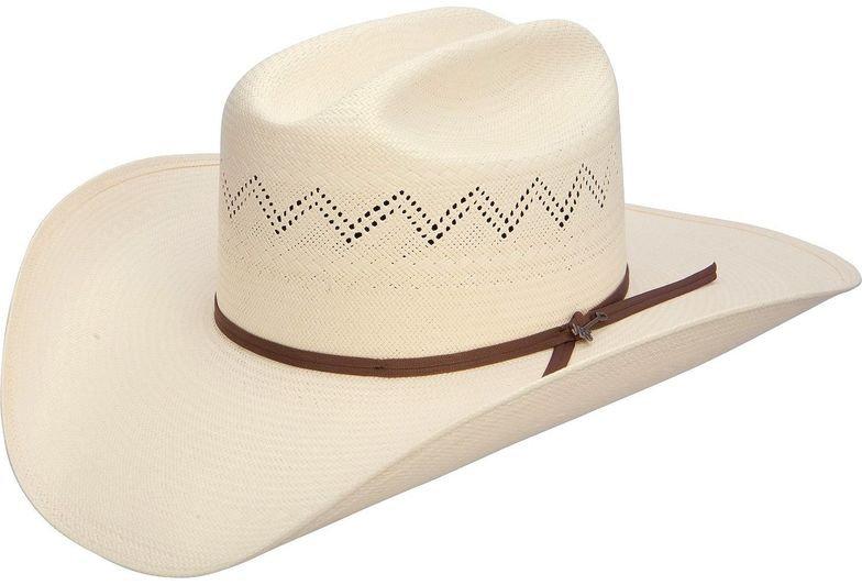 Stetson Peeler Dri-Lex 8X Shantung Straw Cowboy Hat