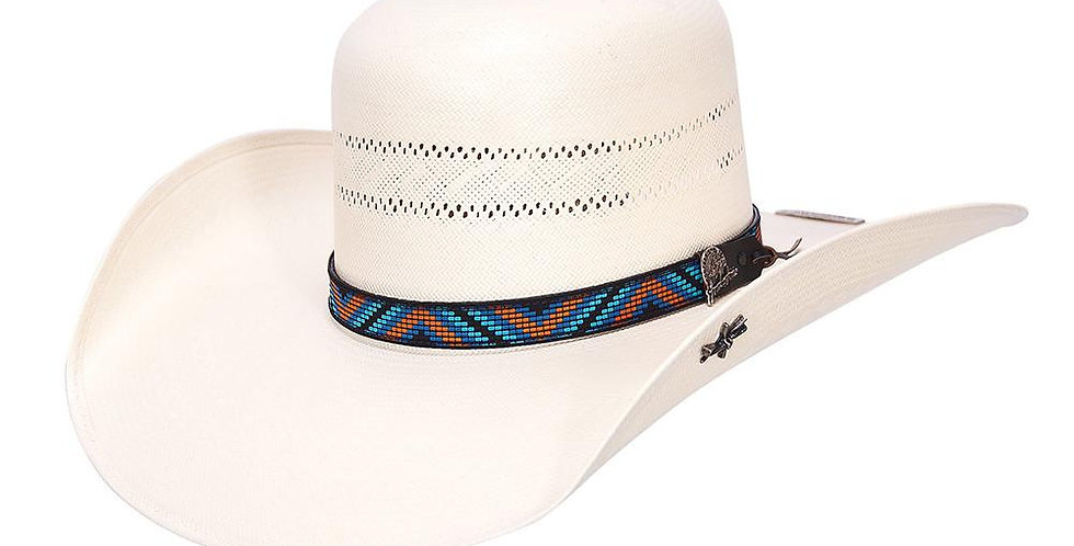 Tombstone Vented Open Crown Cowboy Hat