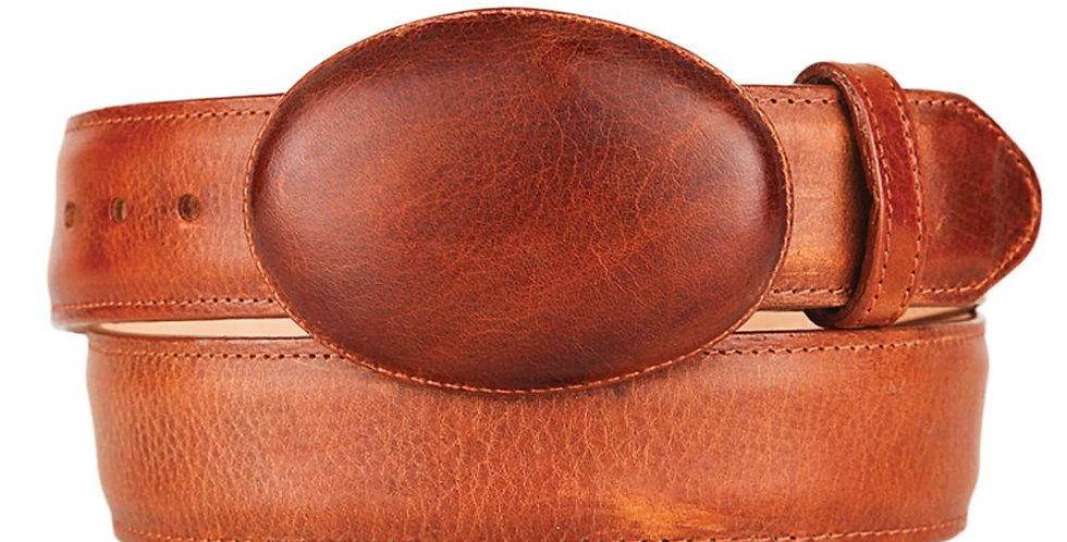 Men's Leather Belt Grisly