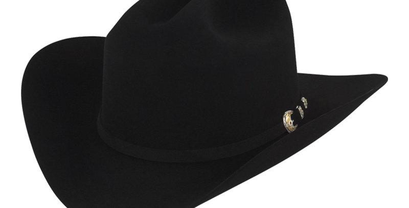 RRango Hats 6X Black Felt Hat