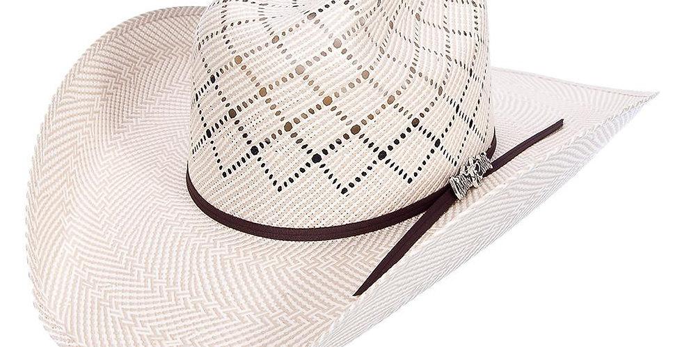 Cuernos Chuecos Diamond Pattern Cowboy Hat