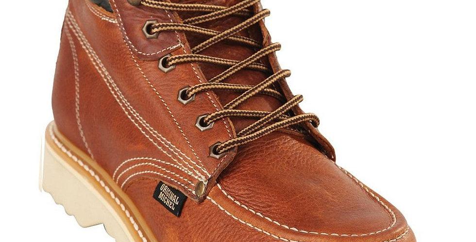 Original Michel Grisly Moc Toe Work Boots - H593