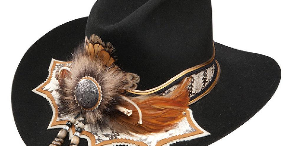 Charlie 1 Horse Richard Petty Daytona - (10X) Fur Cowboy Hat