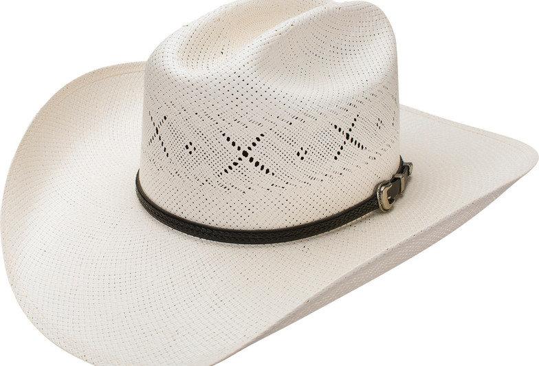 Resistol Men's George Strait All My Ex's 20X Straw Cowboy Hat