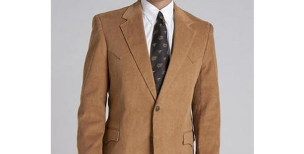 Circle S Men's Apparel - Lubbock - Sport Coat - Camel