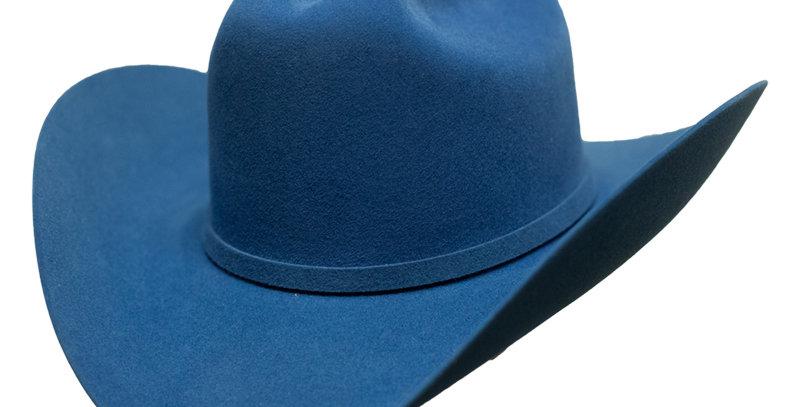 RRango Hats 10X Maximo - Denim Blue Felt Hat