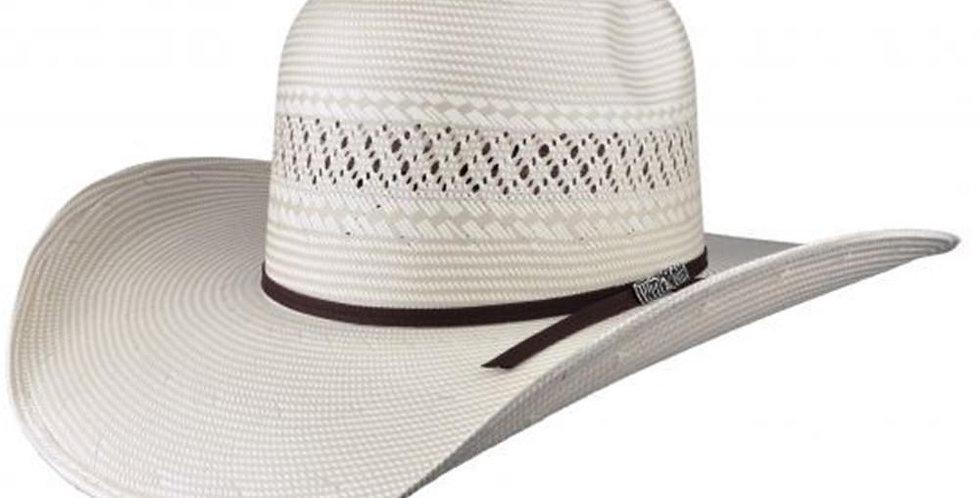 Cuernos Chuecos Two Tone Gus Crown Cowboy Hat