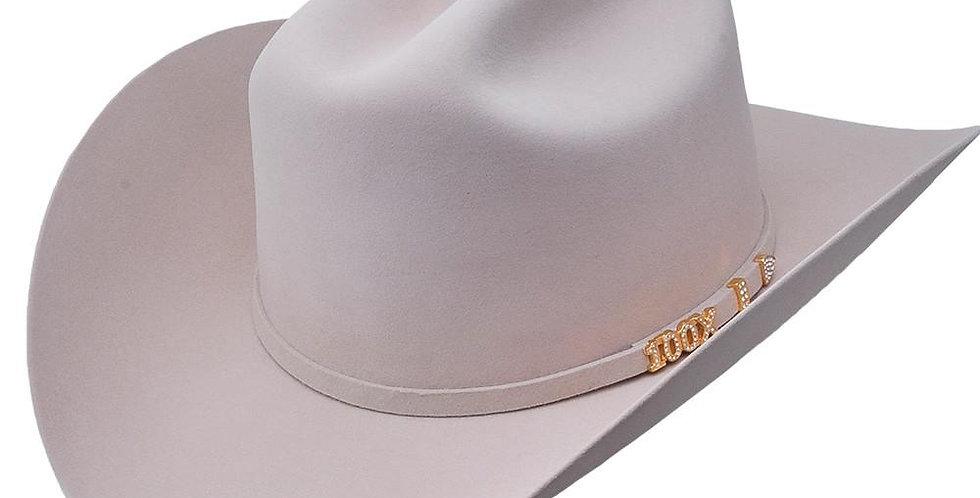 Serratelli Hat Company Buck Skin 100X Beaver Fur Cowboy Hat