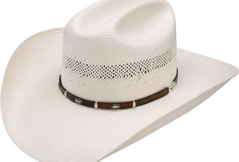 Resistol Men's Mesa 10X Straw Hat