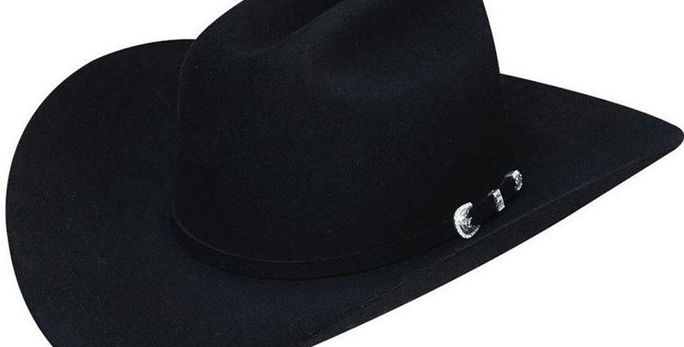 Stetson 10X Shasta Felt Hat  - Black