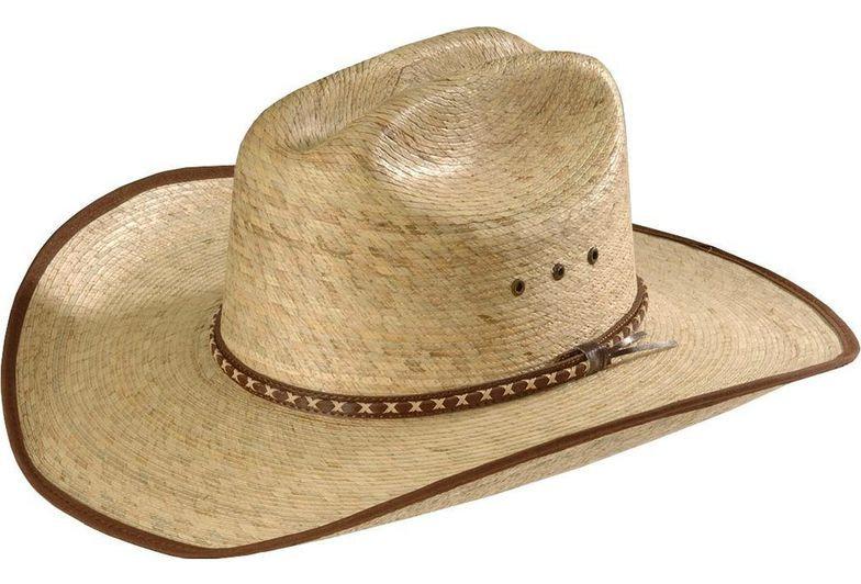 Resistol Men's Classic Mexican Palm Hat