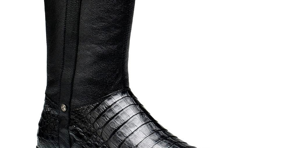 Cuadra Men's Caiman Belly Dress Boot