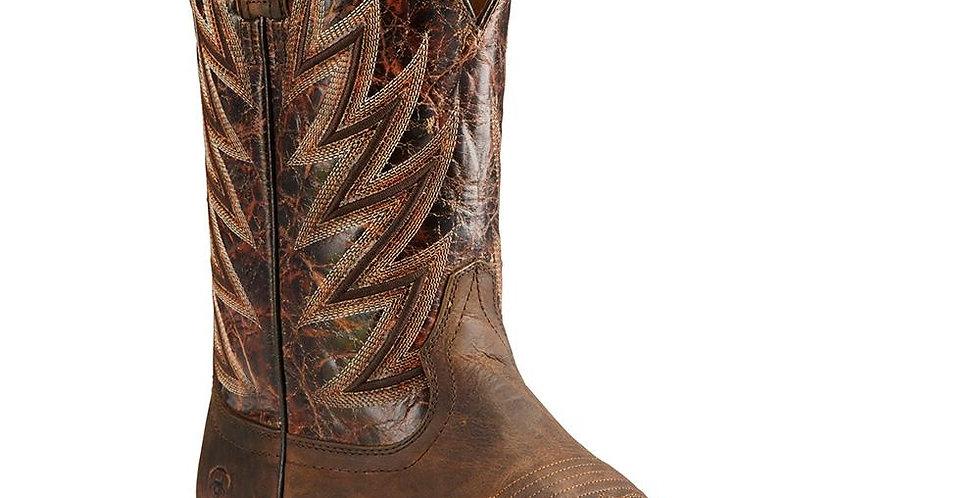 Ariat Men's Challenger Square Toe Boots